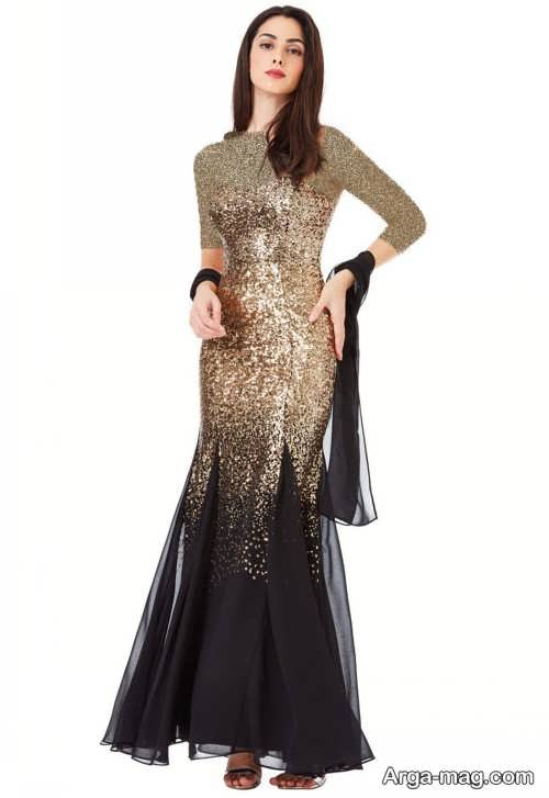 مدل لباس مجلسی زیبا و خاص