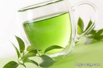 لاغری سریع شکم با مصرف چای سبز