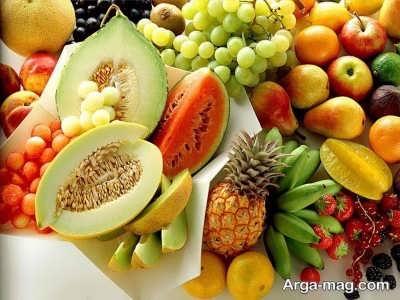 مواد غذایی تب بر