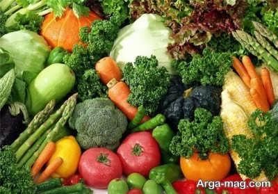 مواد غذایی مفید برای کاهش تب