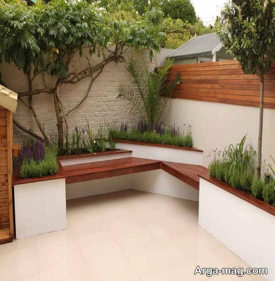 اصول طراحی فضای سبز و باغچه