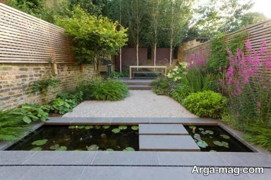 اصول طراحی باغچه