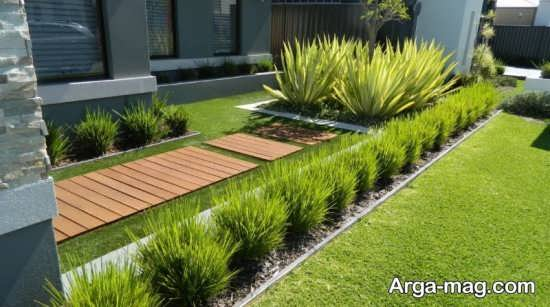 نکاتی برای طراحی باغچه