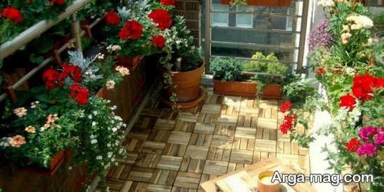 اصول لازم برای طراحی باغچه