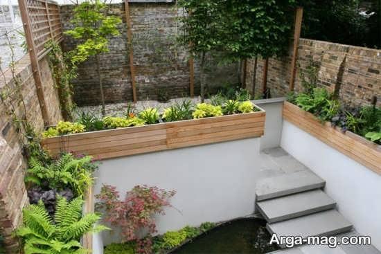 اصول طراحی باغچه+عکس