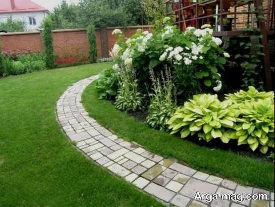 اصولی درباره طراحی باغچه