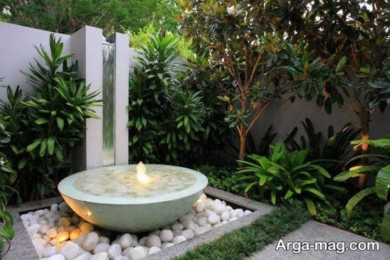 اصول طراحی باغ و باغچه