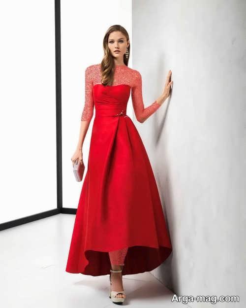 مدل لباس مجلسی بلند 98