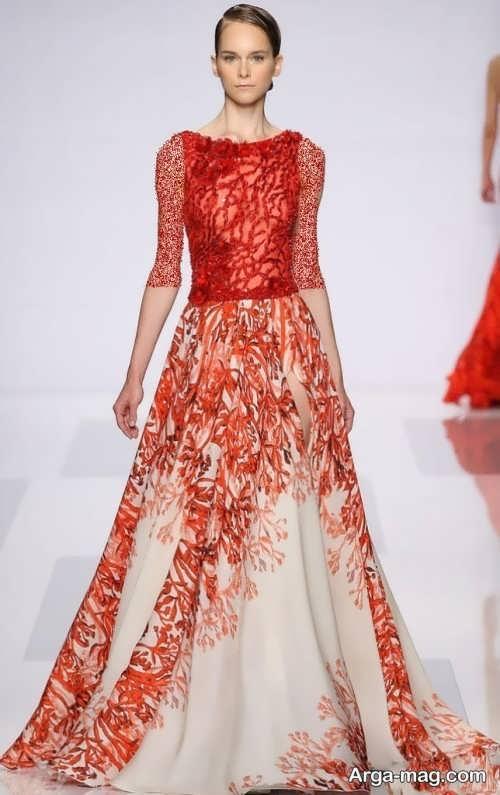 مدل لباس مجلسی زیبا و جذاب