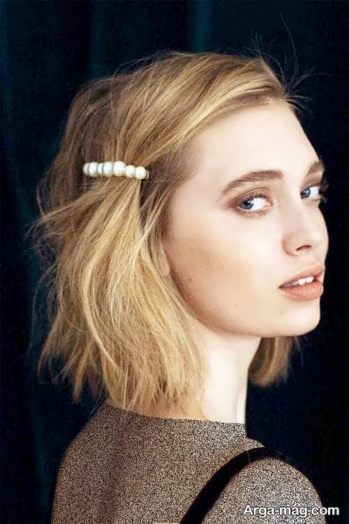 مدل آرایش زیبا و شیک دخترانه
