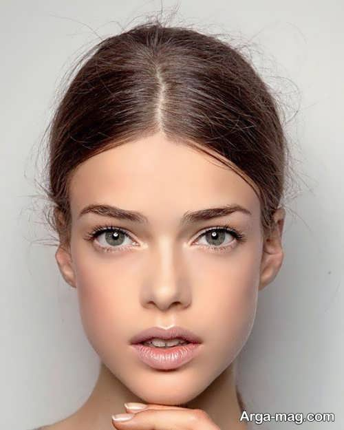 مدل آرایش صورت دخترانه