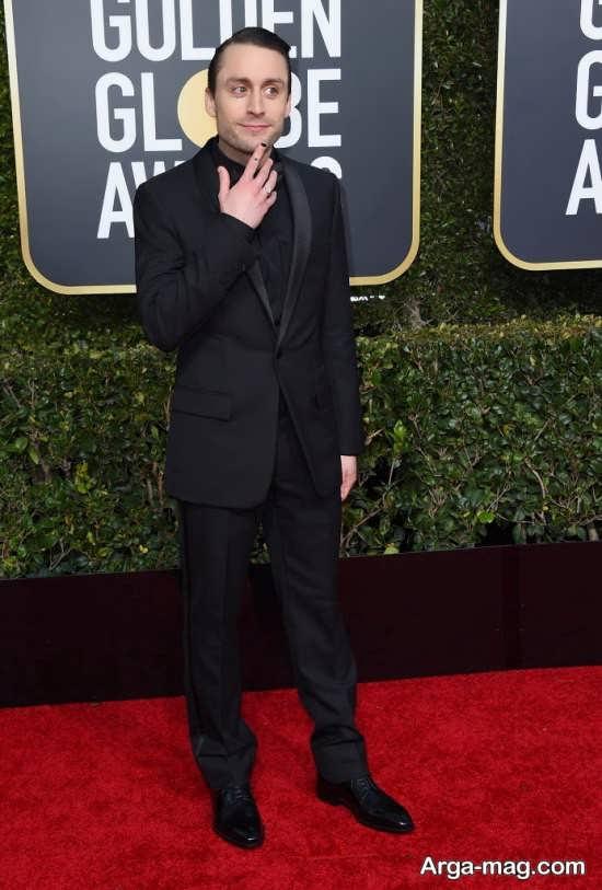 تیپ بازیگران مرد در گلدن گلوب 2019