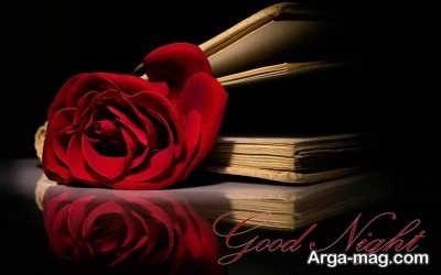 جملات زیبا و پرمحتوا شب بخیر