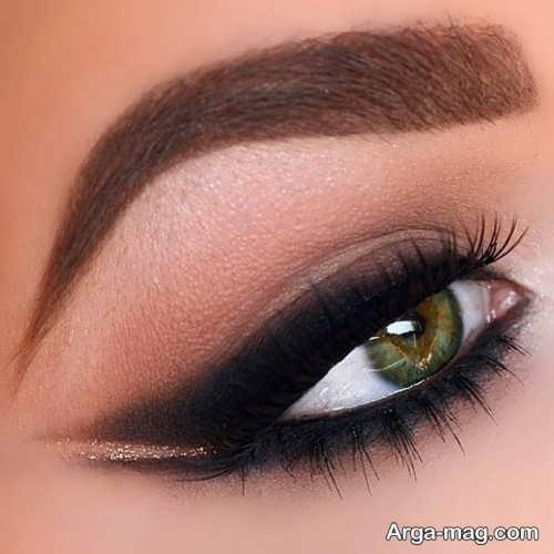 مدل های سایه چشم سبز