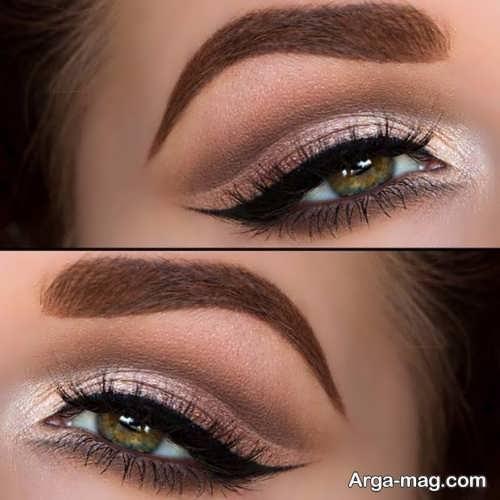 سایه چشم زیبا و بی نظیر