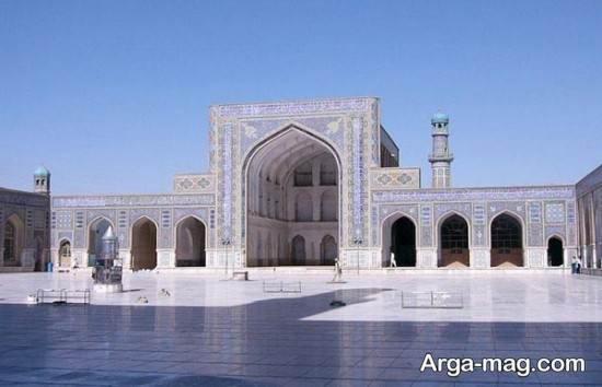 مکان های دیدنی خاص هرات