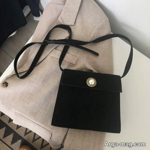 مدل کیف دستی مشکی