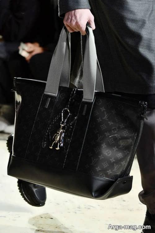 مدل کیف دستی مشکی زنانه