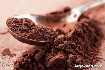 خوردن کاکائو یا یک ماده تلخ برای رفع سکسه