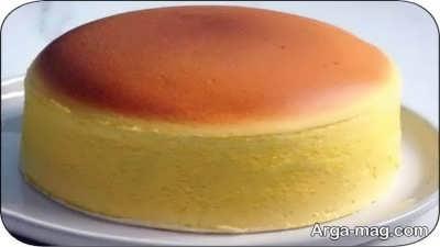 روش تهیه چیز کیک ژاپنی
