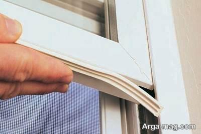 استفاده از درزگیر های برای عایق کاری پنجره