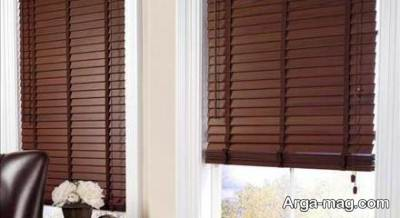 استفاده از کرکره های چوبی برای عایق کردن پنجره های قدیمی