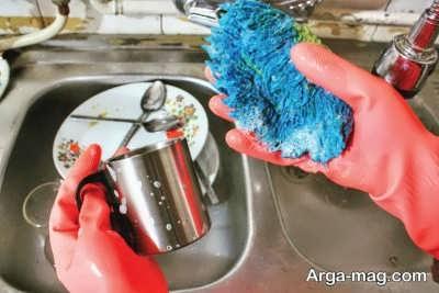 تعبیر دیدن ظرف شستن در خواب