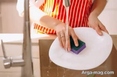تعبیر مشاهده ظرف شستن در خواب