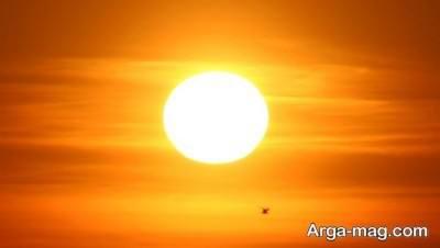 اطلاعاتی درباره خورشید