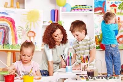 نقش مهدکودک در تربیت کودک و رشد اجتماعی انها