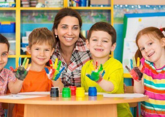 فواید و نقش مهم مهد کودک در تربیت کودکان