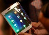 گوشی های هوشمند رول شدنی