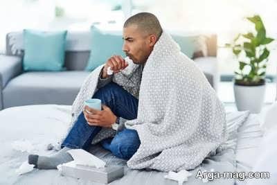 طولانی شدن سرماخوردگی