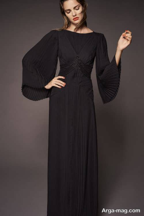 مدل لباس مجلسی مشکی و زنانه