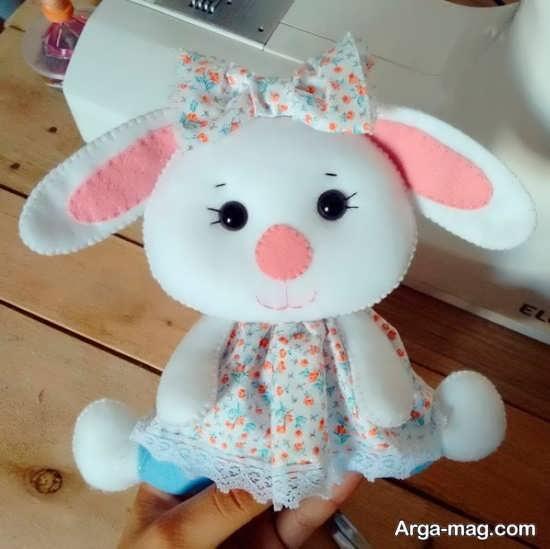 ساخت خرگوش با ایده های خلاقانه