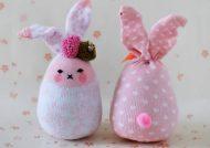 ساخت عروسک خرگوش