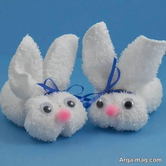 ساخت انواع عروسک خرگوش