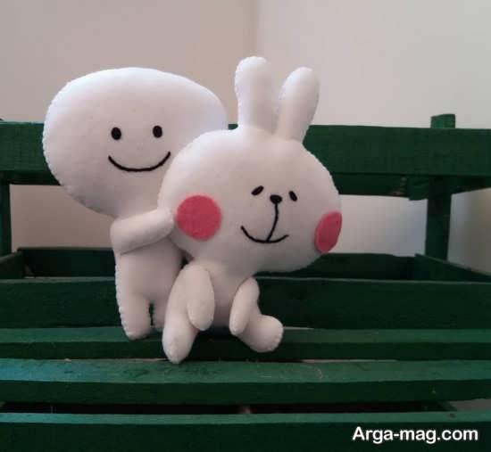 ساخت عروسک جدید خرگوش