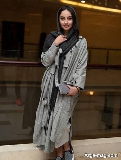 مدل مانتوی بلند دخترانه
