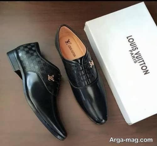 مدل کفش مجلسی مشکی