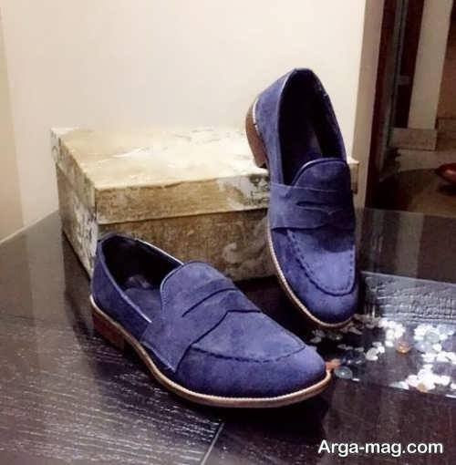 مدل کفش مردانه زیبا و شیک