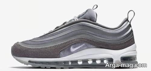 مدل کفش زنانه خاکستری