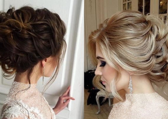 مدل موی جدید برای عروس