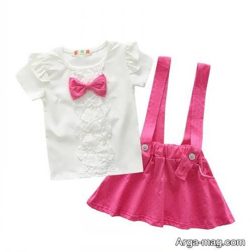 ست لباس نوزادی