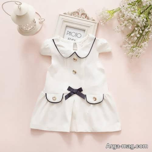 مدل لباس شیک و زیبا نوزادی