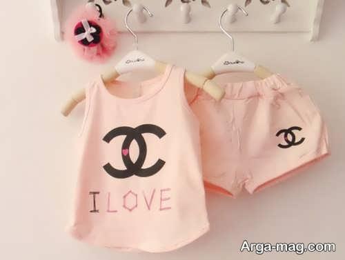 مدل لباس راحتی نوزادی