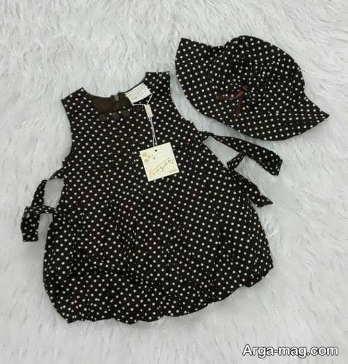 لباس نوزادی مشکی