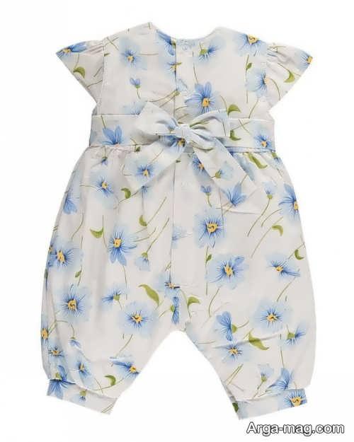 لباس شیک و زیبا نوزادی