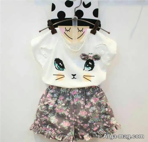 مدل لباس فانتزی نوزادی
