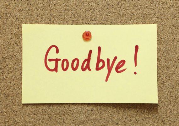 متن زیبا برای خداحافظی